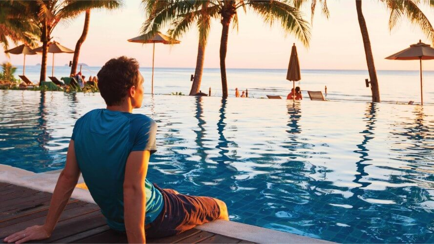 End to End IT Outsourcing for one of the Leading Luxury Resorts in the Middle-East