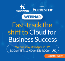 WEBINAR: Fast-track the shift to Cloud for Business Success