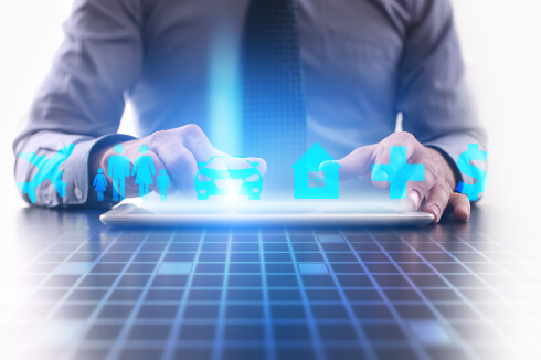 Digital Transformation for a Life Insurance Carrier