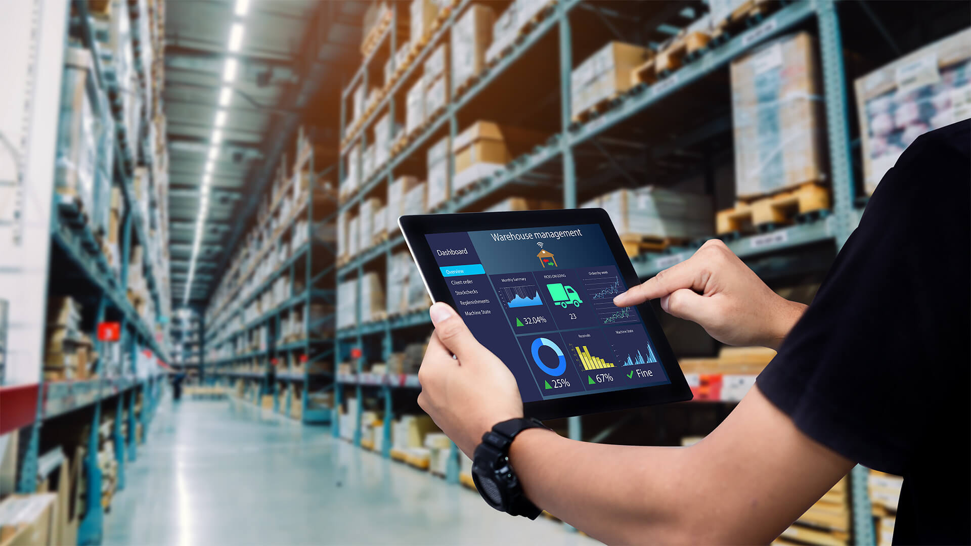 Parcel Delivery Optimization with Agile-based Product Management for a Leading Consumer Delivery Specialist