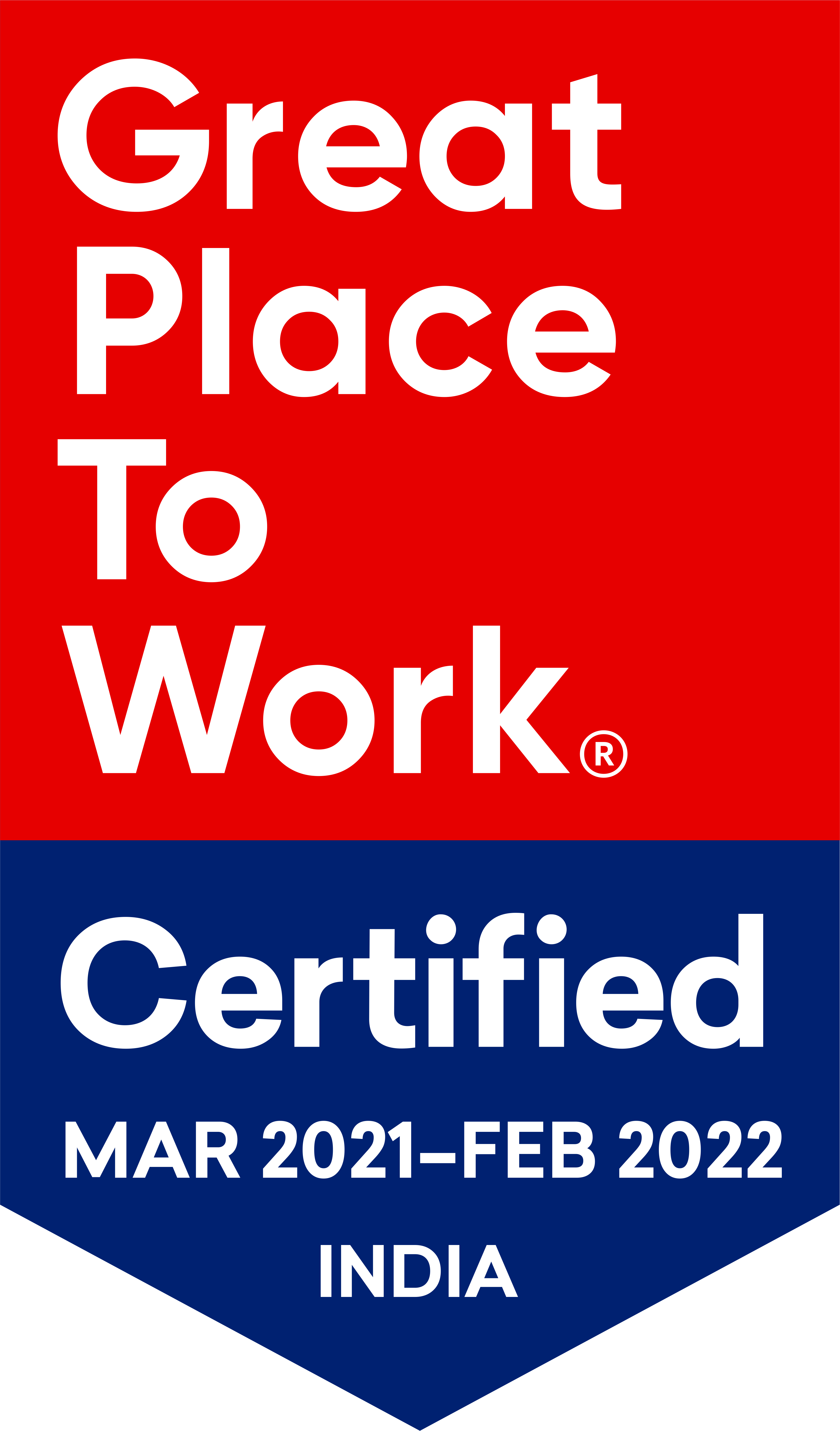 Hexaware Technologies is Great Place to Work - certified™