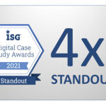 Hexaware One of Only Four Providers to Have Four or More Standouts in the ISG Digital Case Study Awards™ for Their Best-in-Class Digital Transformation Work with Enterprise Customers