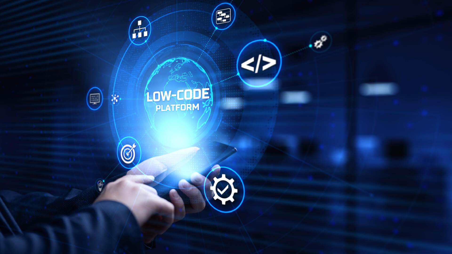 Low code no code platforms for empowering boardrooms with digital success
